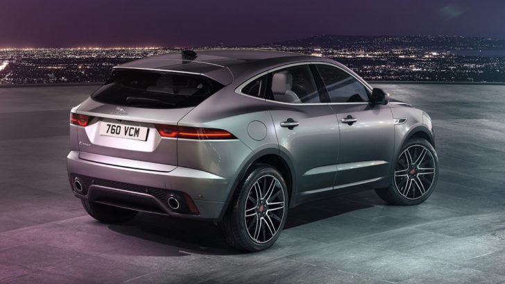 Jaguar「E-Pace 2021」発表:公式デザインギャラリー! - NEWCAR-DESIGN