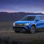 VW「新型タオス」発表:ティグアン弟分のコンパクトSUV!