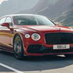 Bentley「Flying Spur V8 2021」発表:公式デザインギャラリー!