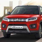 スズキ「新型 VITARA BREZZA」はインドNo.1の小型SUV!
