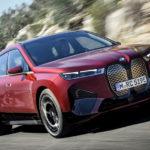 BMW「新型 iX」次世代EVはデザインも縦型キドニーグリルへ!
