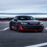 AUDI「RS E-Tron GT」発表:RSに初のEV展開!