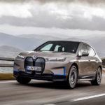 BMW「iX」は次世代電気自動車×次世代デザイン!日本でも発売予定!