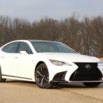Lexus「新型 LS 500 F Sport」発表:公式デザインギャラリー!