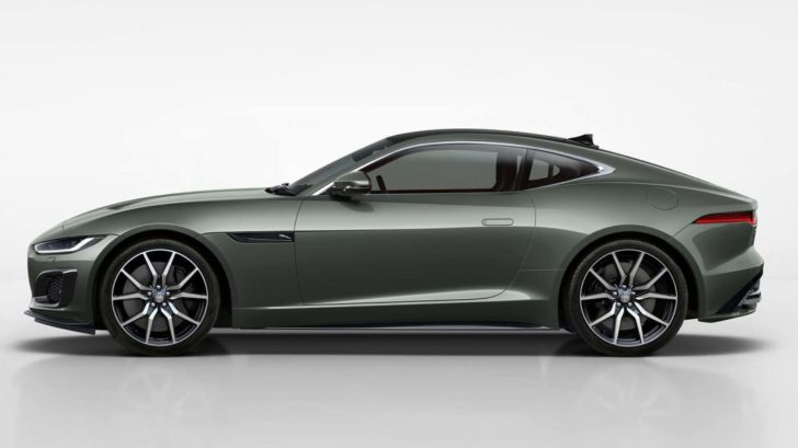 Jaguar「F-Type Heritage 60 Edition」発表:Eタイプ60周年記念モデル ...