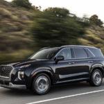 ヒュンダイ「新型 Palisade」発表:フラッグシップのフルサイズ3列SUV!