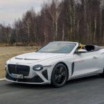 "Bentley「Mulliner Bacalar」に次世代限定モデル""Car Zero""を発表!"