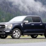 Ford「新型 F-150 Platinum PHEV」ピックアップトラックもPHEV時代に?