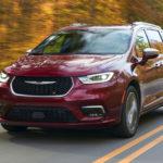 Chrysler「新型 Pacifica Pinnacle」発表:公式デザインギャラリー!