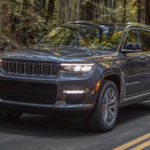 Jeep「新型 Grand Cherokee L」初の3列7シーターを発表!