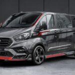 Ford「Transit Custom X van」北米はミニバンまで超イカツイ!