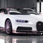ブガッティ「シロン」にピンクのワンオフモデル!当然3億円以上!