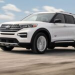 Ford「新型 Explorer King Ranch」発表:公式デザインギャラリー!