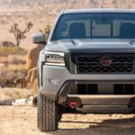 Nissan「新型 Frontier PRO-4X」発表:マッドでソリッドなピックアップトラック!