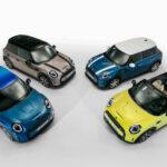 BMW「新型 MINI」初のマルチトーンルーフ&新フェイス採用!