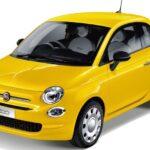 Fiat「500 / 500C ミモザ2」春色イエローの250台限定車を発売!