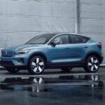 ボルボ「新型 C40 Recharge」発表:2030年までに全車EV化への布石!