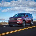 Jeep「新型ワゴニア」発表:ザ・アメリカン・フルサイズSUV爆誕!