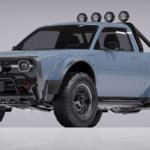 Alpha「新型 Wolf EV pickup」新たなEVピックアップトラックが登場!