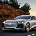 アウディ「A6 e-tron concept」発表:次世代EVスポーツの先駆けに!