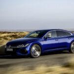 VW「新型 アルテオンR」欧州市場に導入:公式デザインギャラリー!
