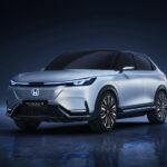 ホンダ「Honda SUV e:prototype」世界初公開!22年春に発売へ!