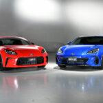 トヨタ「GR86」 vs スバル「BRZ」:写真でデザイン徹底比較!違いは?