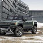 GMC「新型 ハマーEV」にSUVモデルも発表!2023年発売へ!