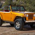 Jeep「ジープスター ビーチ コンセプト」を発表!新世代Jeepの幕開け?