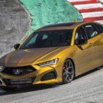 Acura「TLX Type S」実車がかっこいい!これぞホンダのスポーツモデル!