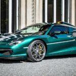 スーペルレッジェーラ「新型 アレーゼ RH95」世界初公開:フェラーリベースのスーパーカー!