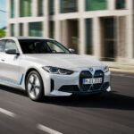 BMW「新型 i4 eDrive40」発表:4ドアクーペに初のフルEV!