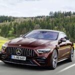 メルセデスAMG「新型 GT 4ドアクーペ」発表:公式デザインギャラリー!