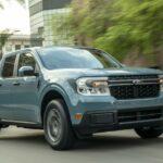 フォード「マーベリック」がコンパクト×ピックアップトラックとして復活発表!