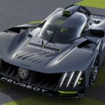 プジョー「新型 9X8 ハイパーカー」発表:ルマンレーサーがカッコいい!