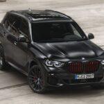 BMW「X5 Black Vermilion Edition」漆黒×深紅の特別なSUV発表!