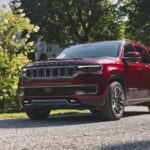 Jeep「新型 Wagoneer」発表:新世代の大本命フルサイズSUV!